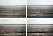 Untitled #6933 #6940 #6937 #6939, Chott el Jerid, 2004
