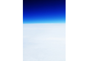 On the Clouds #521, 2006, C-Print, 167x117cm