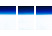 On the Clouds #13153 #13155 #13159, 2008, C-Print, 168x117cm each