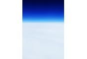 On the Clouds #516, 2006, C-Print, 167x117cm