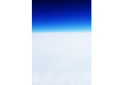 On the Clouds #641, 2006, C-Print, 167x117cm
