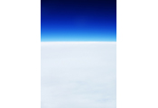 On the Clouds #663, 2006, C-Print, 167x117cm