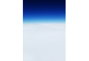 On the Clouds #886, 2006, C-Print, 167x117cm