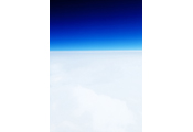 On the Clouds #611, 2006, C-Print, 167x117cm