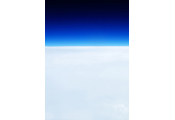 On the Clouds #657, 2006, C-Print, 167x117cm