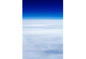 On the Clouds  #2, 1997, C-Print, 87.5x57.5cm/ 171.5x115cm