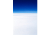 On the Clouds  #15, 2003, C-Print, 87.5x57.5cm