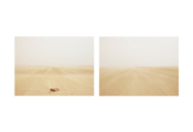 Untitled #7667 #7694, Dakhla, 2007, C-Print, 160x207cm each